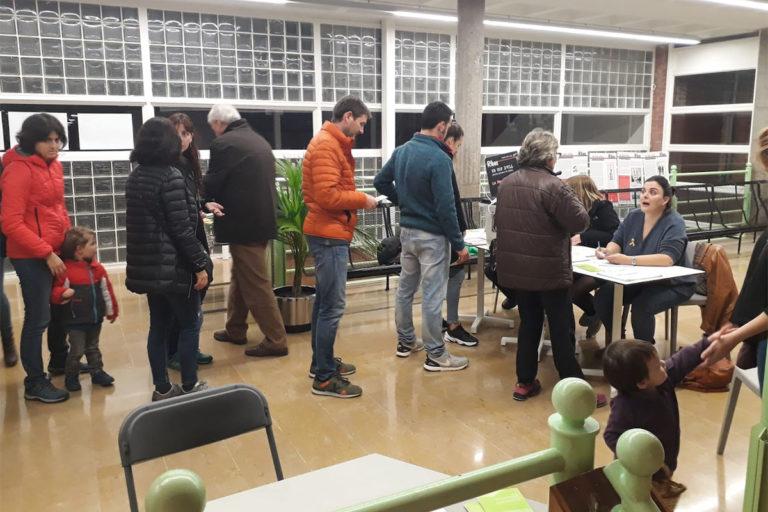 Eleccions cap de setmana Grup Impulsor