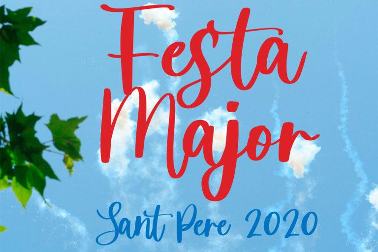 Comunicat de posicionament de Construïm sobre la Festa Major de Sant Pere 2020
